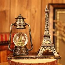 Eiffel Tower Garden Decor Antique Home Decor Vintage Hotel Bar Cafe Furniture Handicraft