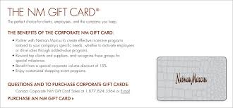 corporate gift cards at neiman