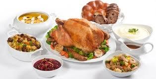 serving safe food truck thanksgiving meals mobile cuisine