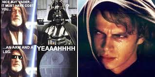 Meme Darth Vader - savage darth vader memes cbr