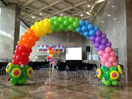 Balloon Decoration At Home Cheapest Balloon Decorations For Birthday Party Party Fiestar