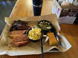 amc cuisine all this for 14 brisket sausage amc and cheese green breans corn
