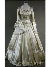 Ball Gown Halloween Costumes Renaissance Victorian French Dress Ball Gown Reenactment Clothing