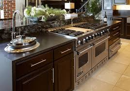 kitchen island with stove top kitchen island with stove and breakfast bar modern kitchen norma