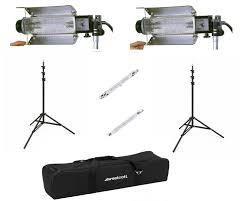 lowel tota light t1 10 barndoor lowel tota 2 light kit with 500w bulbs lowel light kits