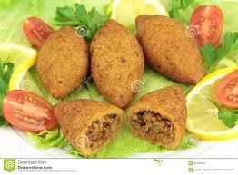 cuisine turc la cuisine turque bulgur a enduit des boulettes de viande le kofte