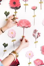 how to 20 diy paper flower wedding backdrop apw 012215 reedit 2