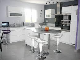 cuisine ouverte avec ilot central cuisine ouverte impressionnant photos cuisine avec ilot