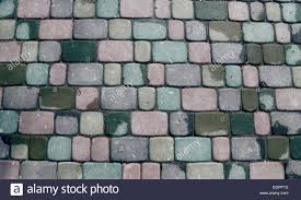 old pavement tiles background close up stock photo royalty free