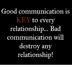 Good Relationship Memes - good communication is key to every relationship bad communication