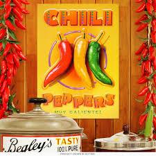 Chili Pepper Home Decor Chili Pepper Kitchen Decor Luxury Home Decor New Chili Pepper