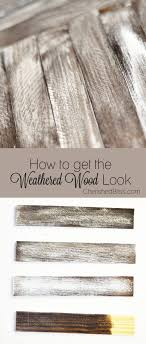 how to make cabinets look distressed how to weather wood cherished bliss
