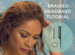 headbands that go across your forehead 40 and comfortable braided headband hairstyles