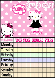 daily children reward charts parenthood 101 pinterest