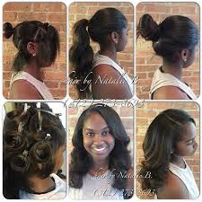 sew in updo hairstyles for prom 19 best hair images on pinterest natural updo braided hairstyle