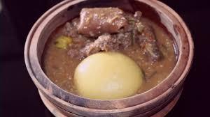 cuisine ivoirienne et africaine cuisine ivoirienne comment préparer la sauce gouagouassou lepaysan ci