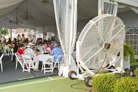 Outdoor Patio Fans Wall Mount by Efficient Fans For Event Venues Big Fans