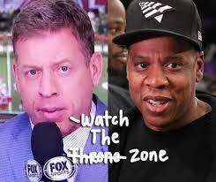 Meme Jay Z - wait troy aikman does kinda look like jay z perezhilton com