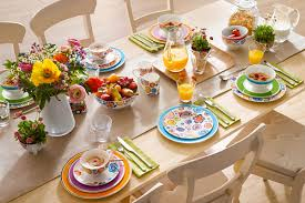 villeroy boch s anmut bloom is an exciting design and t