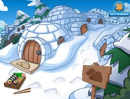 image igloo village jpg club penguin wiki fandom powered by