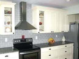 beveled subway tile backsplash adorable subway tile kitchen and