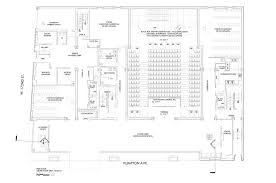 Portable Building Floor Plans The Artsbridge Community Facility