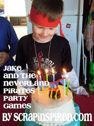 pirate games jake neverland pirates party
