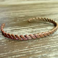 antique copper bracelet images Best men 39 s copper cuff bracelet products on wanelo jpg
