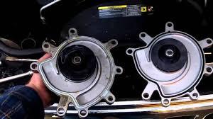 2007 Jeep Commander Engine Diagram Replacing The Water Pump On A 06 Jeep Commander 4 7 Youtube