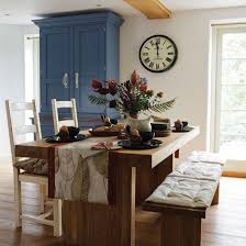 Country Dining Room Ideas Artisan Country Style Dining Room Dining Room Decorating Ideas