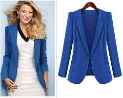 woman blazer aliexpress 2017 spring new thin coat jacket women