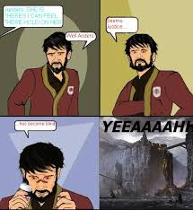 Dragon Age Meme - my dragon age csi meme by leonar cousland on deviantart