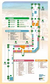 Orlando International Airport Map by Montego Bay Jamaica Sangster International Airport