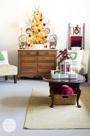 christmas decor ideas home tour on sutton place