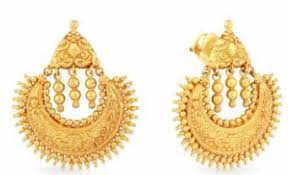 malabar earrings gold jewelry retailer from kolkata