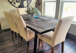 cement table and chairs modern rustic furniture rustic elegance