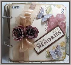 memory book craftingcottage