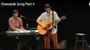 adam sandler s name dropping hanukkah song debuts