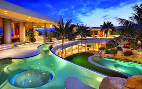 exterior villa hous hoome desigen pool exterior house