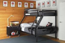 Modern Bunk Beds Offering Attractive Space Sacing Ideas For Large - Modern bunk beds for kids