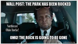 The Rock Meme Car - meme monday at northeast ohio rocks on facebook northeastohiorocks