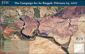 Azaz Syria Via Google Maps by Isw Blog February 2017