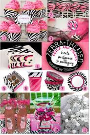 the party supplies best 25 zebra party decorations ideas on diy zebra