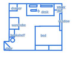Extraordinary Design Ideas Bedroom Layout  Kids Room Floor Plan - Bedroom layout designer