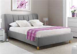 Wood Panel Bed Frame by Bed Frames Grey Wood Panel Bed Grey Tufted Bed King Grey Wood
