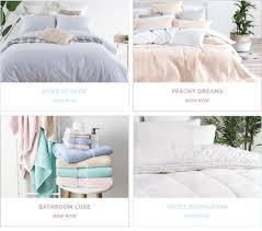 bedding u0026 bed linen online pillow talk