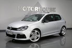 used volkswagen golf used volkswagen golf r reflex silver metallic 2 0 hatchback