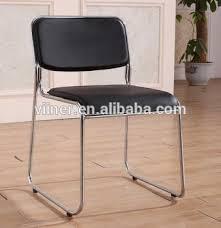 chaise visiteur bureau hor vente en plastique chaise visiteur réunion chaise pour bureau