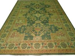 Gold Oriental Rug Green Oriental Rug Rugs Decoration