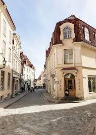 Coco Kelley Travel Diary The Candy Colored Streets Of Tallinn Coco Kelley
